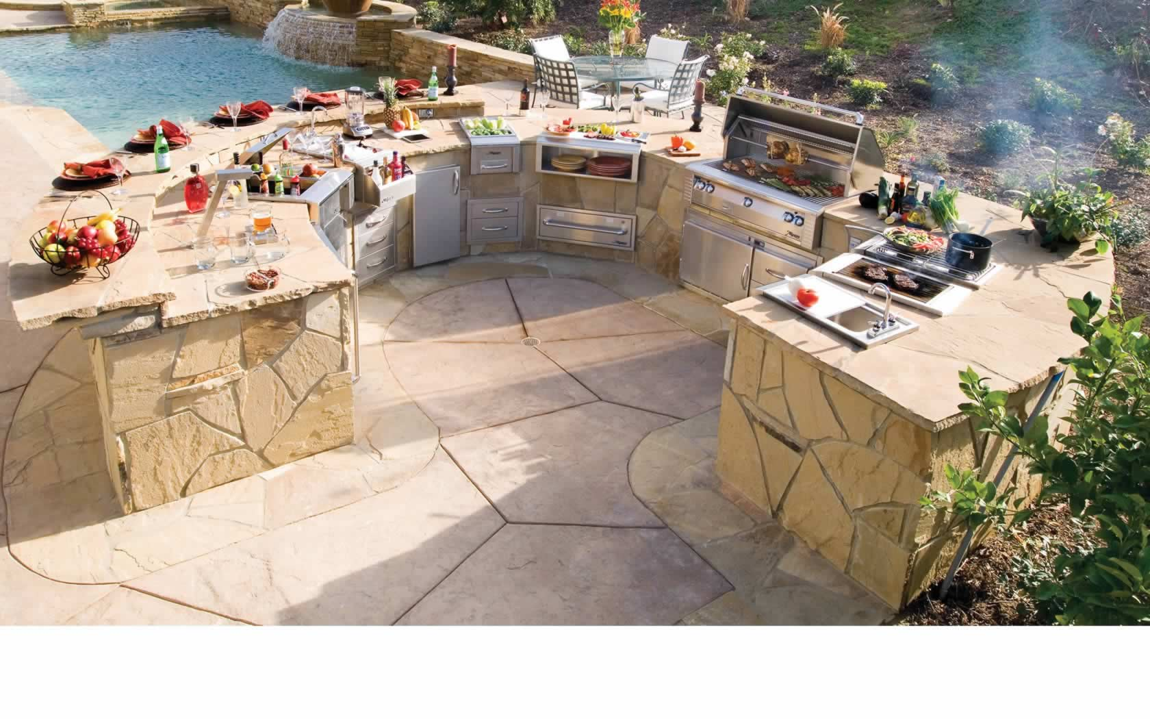 Las Vegas Outdoor Kitchens And Barbecues Las Vegas Outdoor Kitchen And Barb