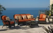 NorthCape Berkshire Resin Wicker Furniture