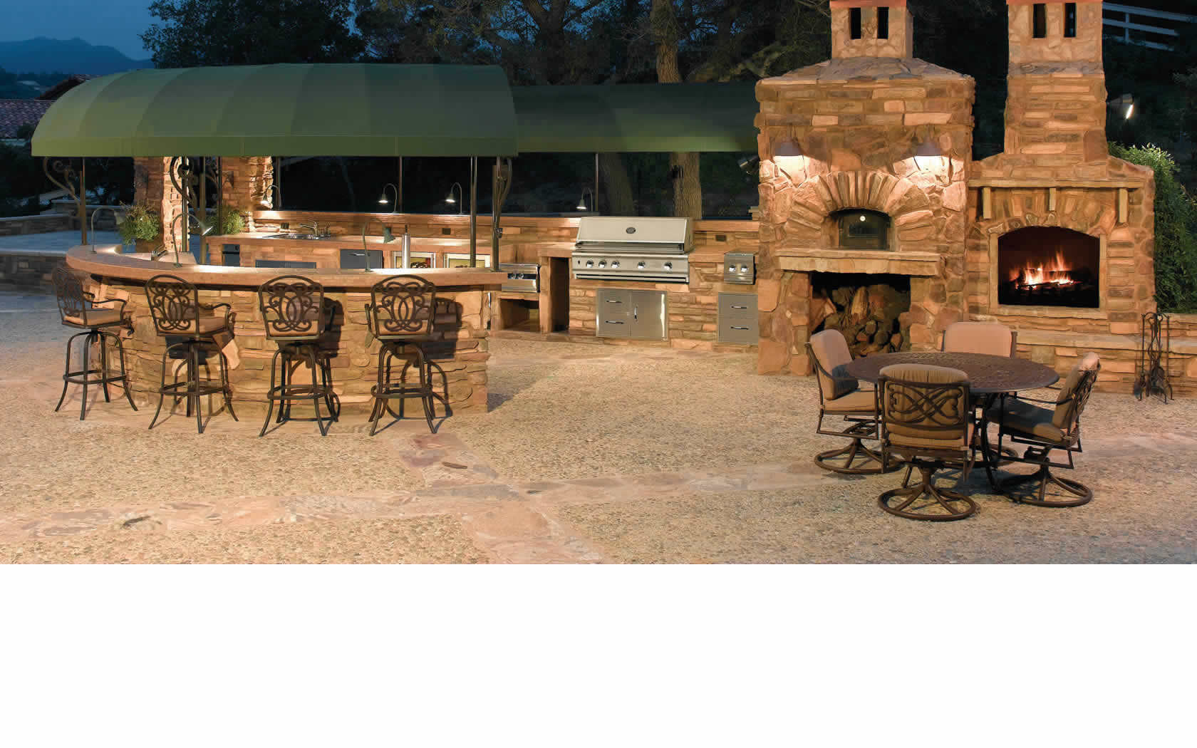 Las Vegas Outdoor Kitchens and Barbecues | Las Vegas Outdoor Kitchen ...