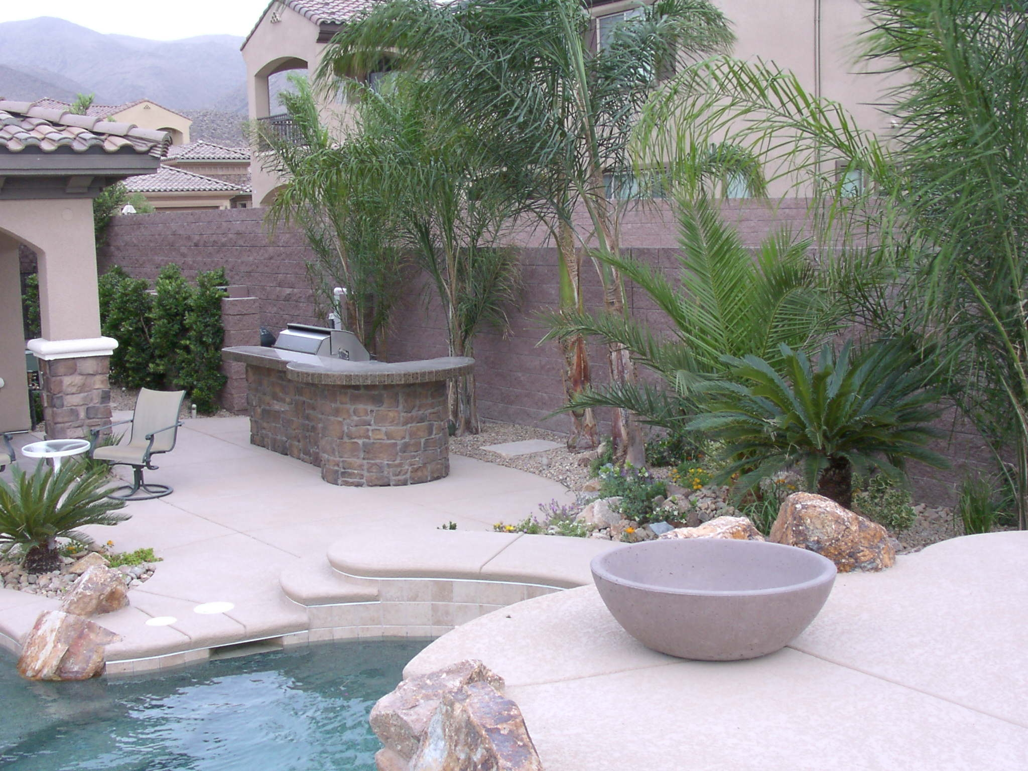 Custom Outdoor Kitchen Design By Nevada Outdoor Living Las Vegas Outdoor Ki