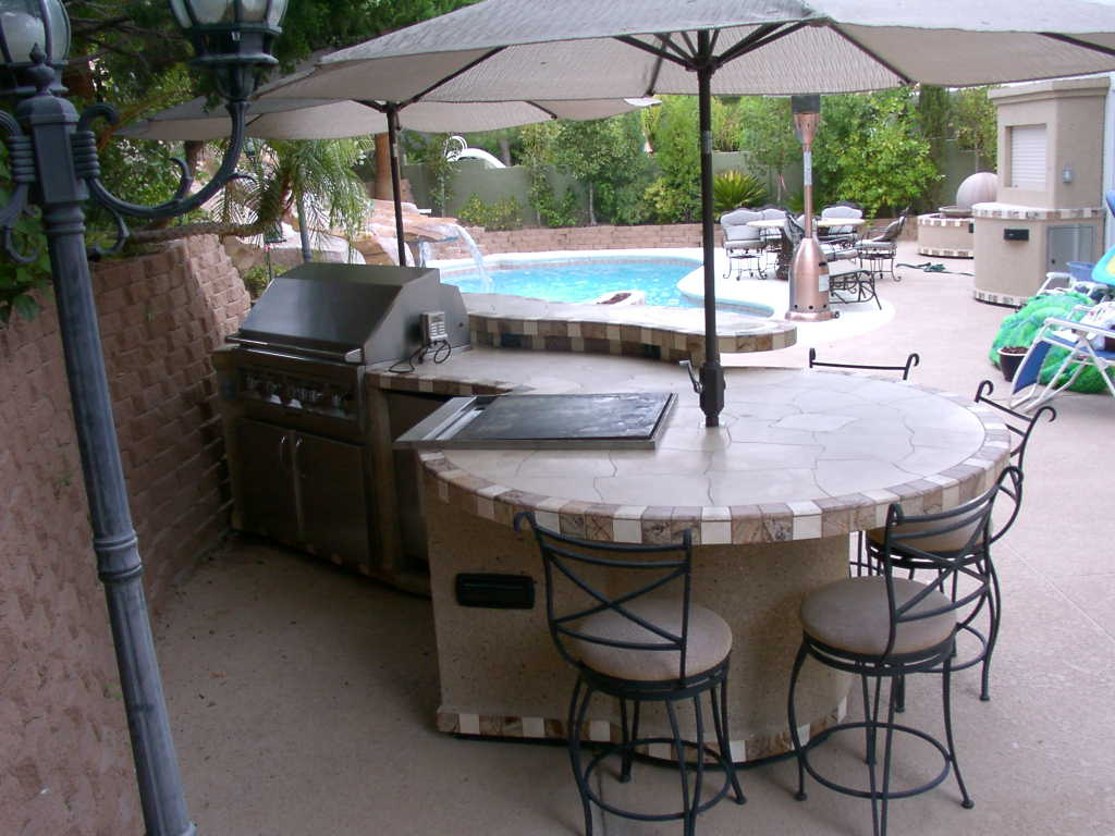 Outdoor Kitchen Social Are Las Vegas Outdoor Kitchens And Barbecues