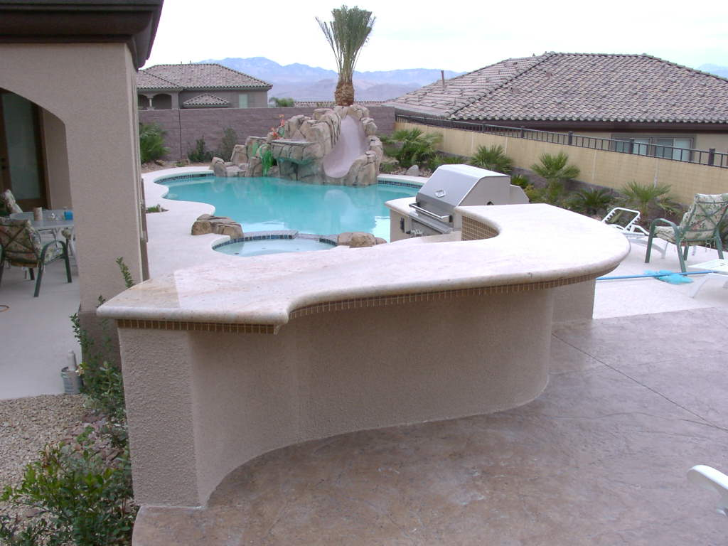 Barbecue Island Design by Nevada Outdoor Living - Las Vegas ...