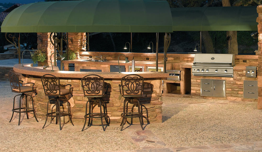 Blue Diamond Archives - Las Vegas Outdoor Kitchens and Barbecues