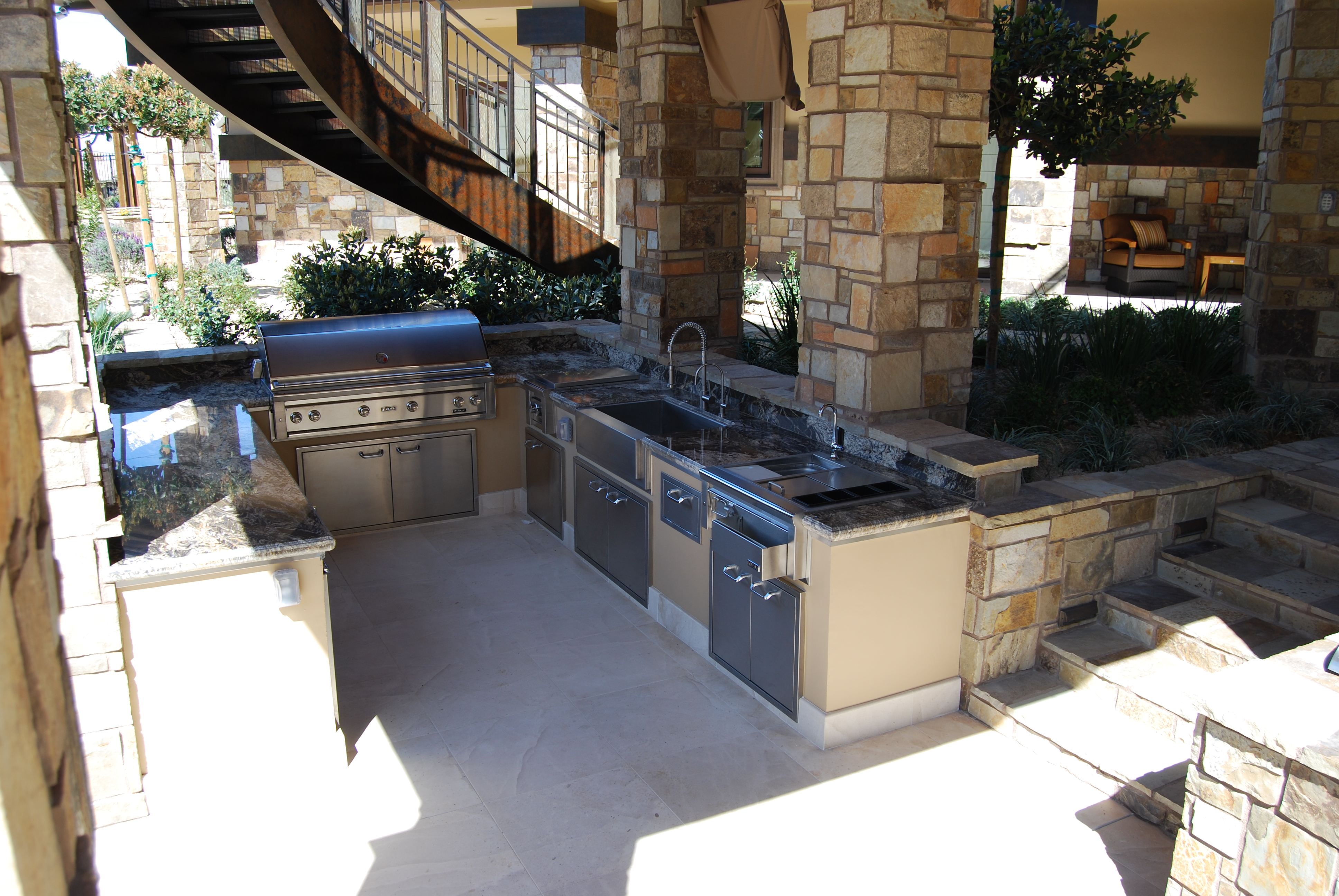 To Sort 612 Las Vegas Outdoor Kitchens And Barbecues