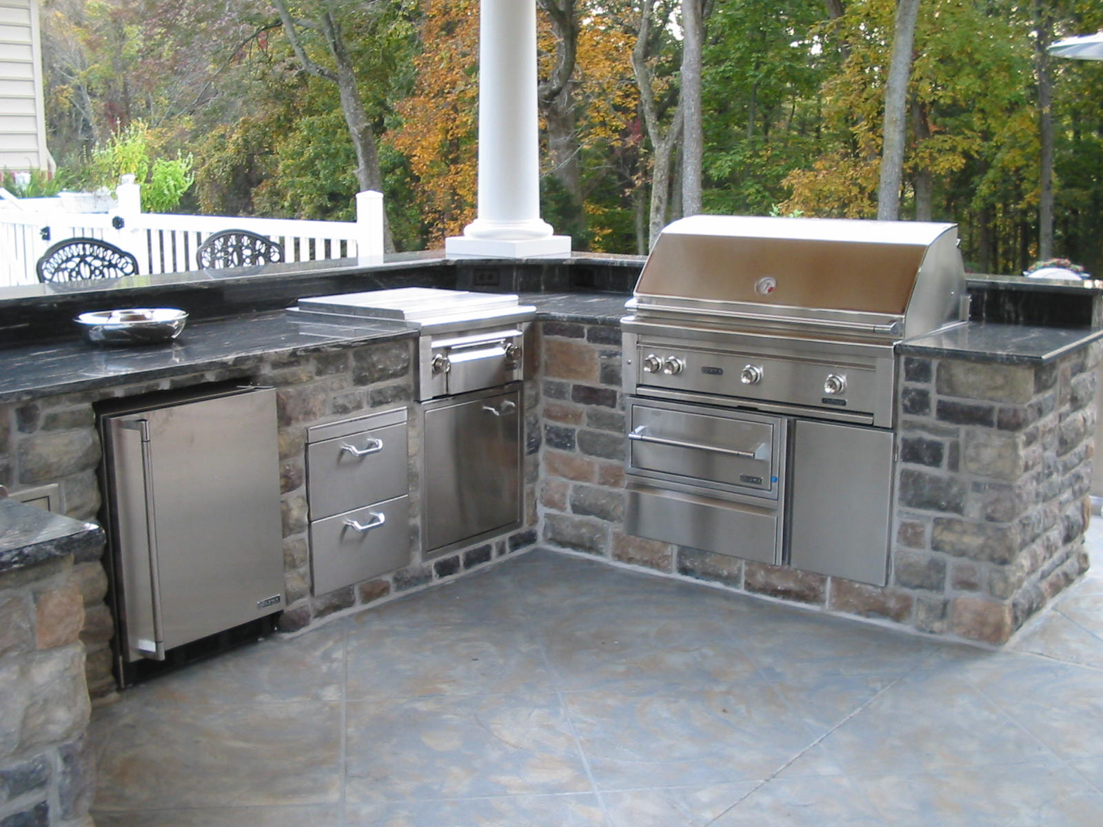 Island 018 fullsize las vegas outdoor kitchens and barbecues Outdoor kitchen cost estimator