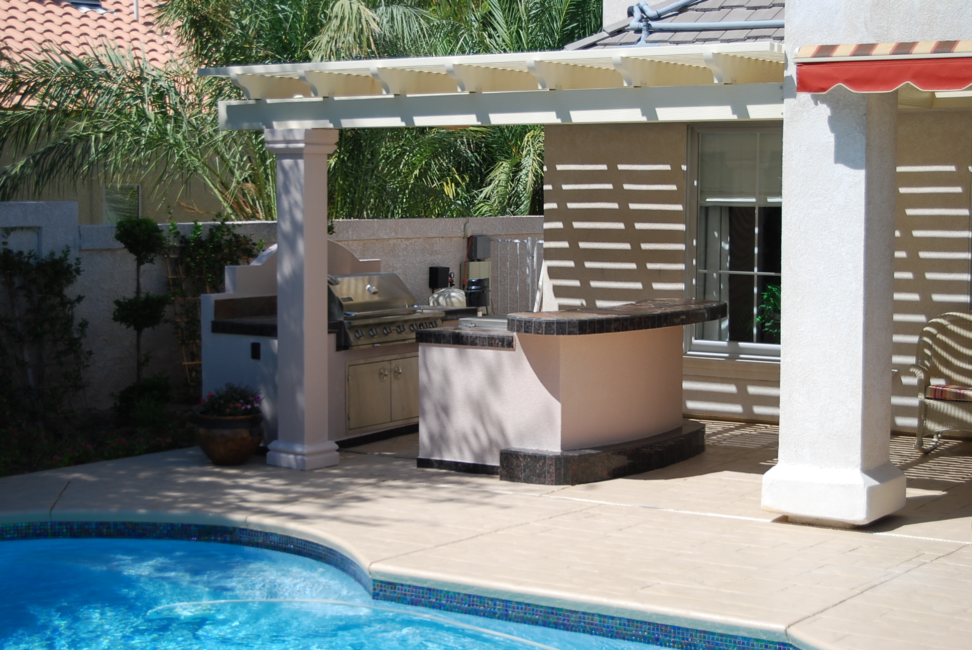 Island 026 Fullsize Las Vegas Outdoor Kitchens And Barbecues
