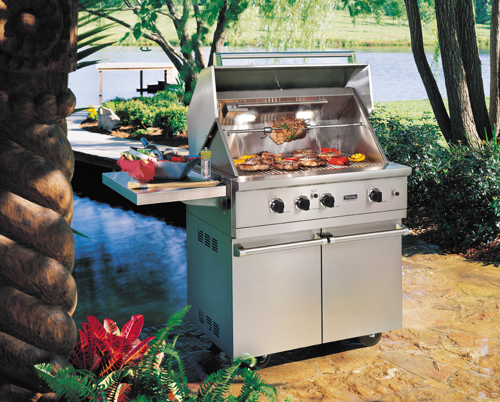 Viking Outdoor Barbecue Grills Nevada Outdoor Living