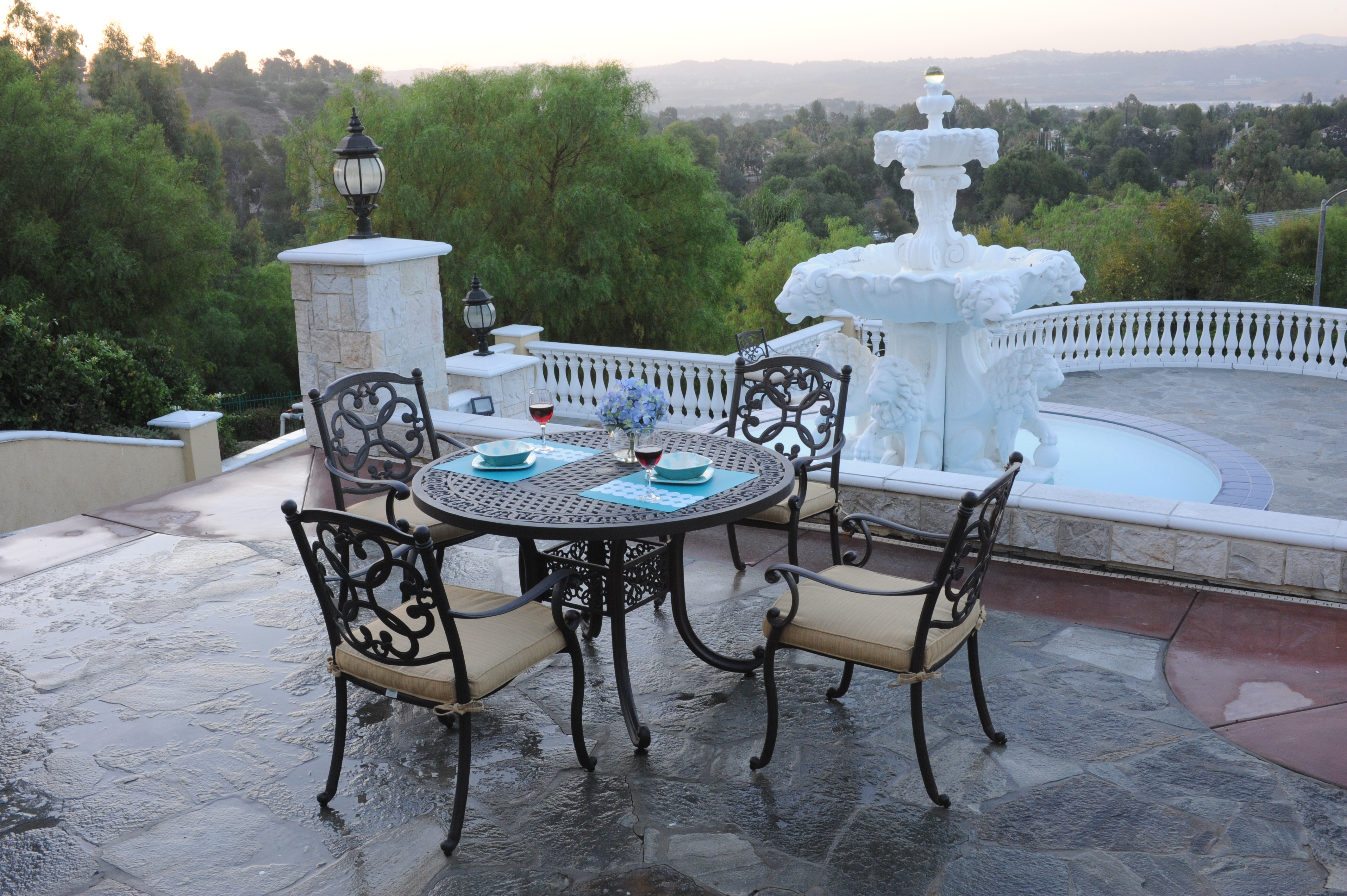 1621 with 4 chairs group las vegas outdoor kitchens and for Furniture 4 less las vegas